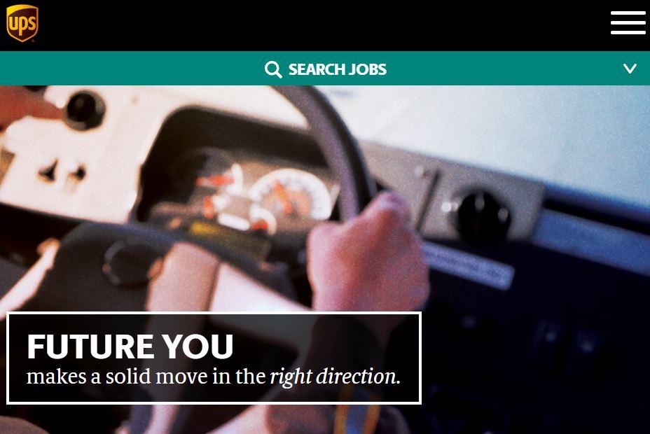 UPS screenshot