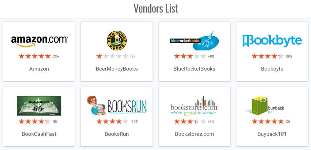 bookscouter vendor list