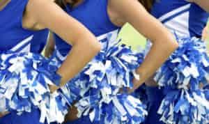 all star cheerleaders