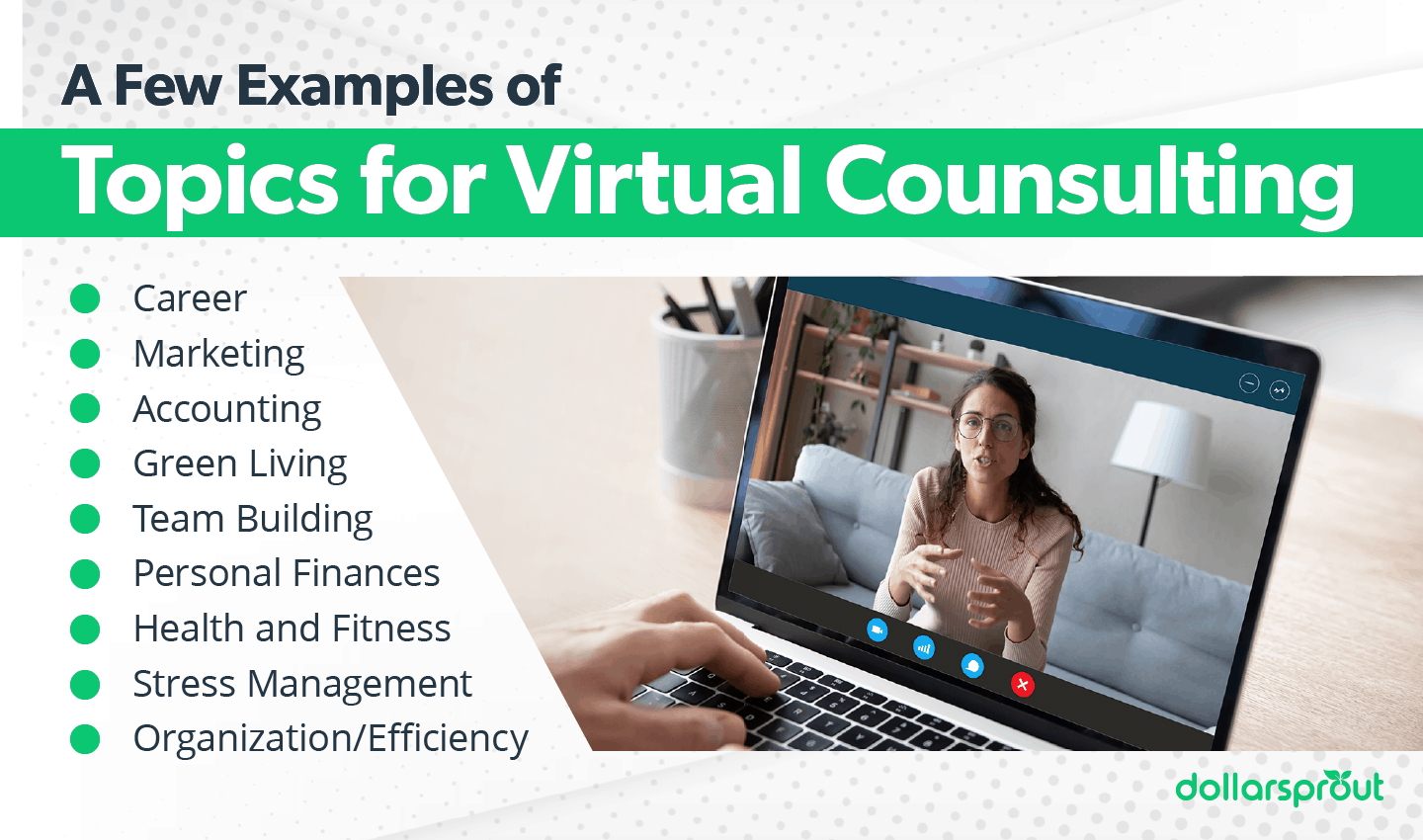 Virtual Consulting Topics Example