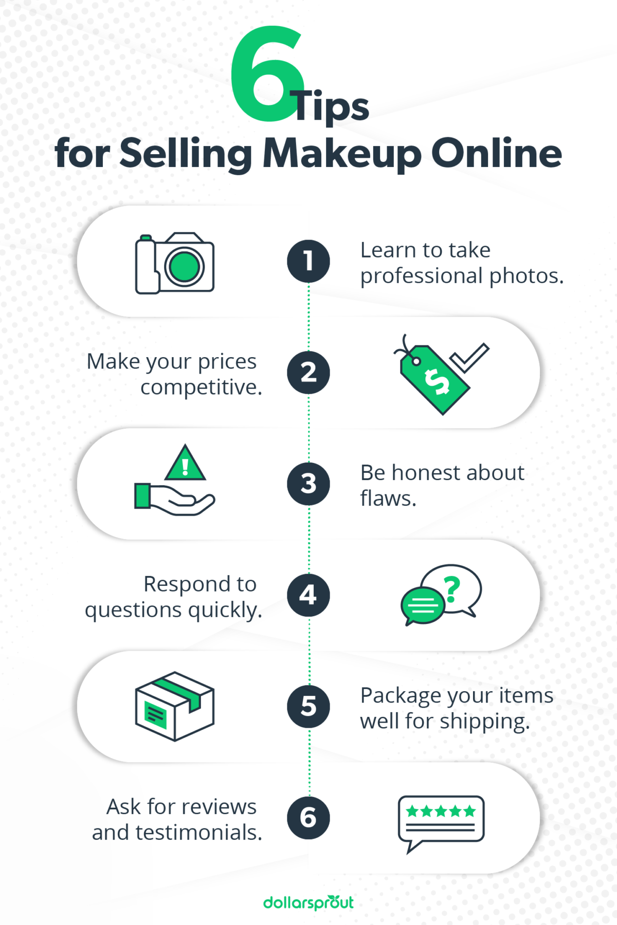 Tips for Selling Makeup Online