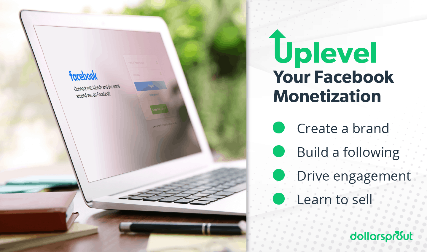 Uplevel your Facebook monetization
