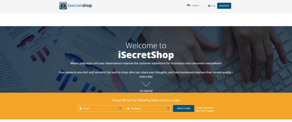 iSecretShop