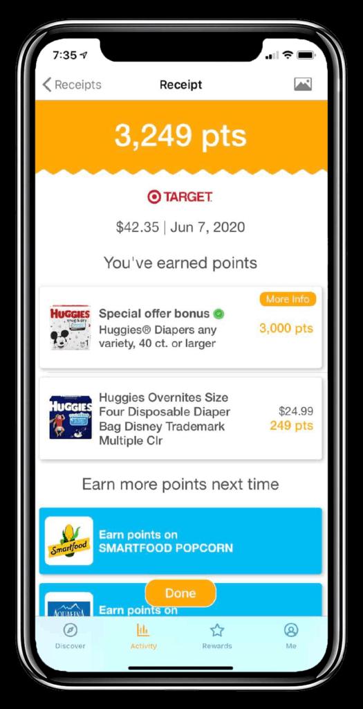 fetch rewards app preview