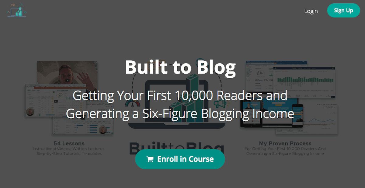 Built to Blog