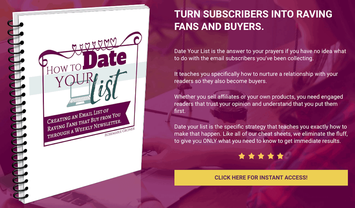 Date Your List