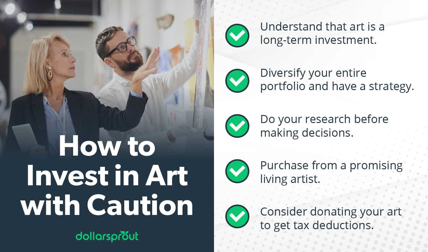 How to Invest in Art With Caution