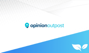 Opinion Outpost Review feature photo with logo