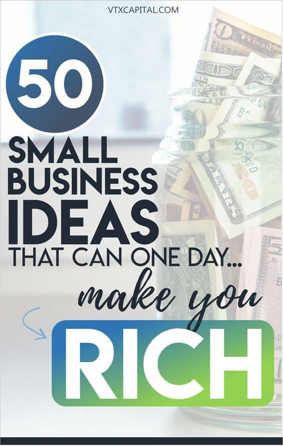 50 Best Small Scale Business Ideas for Beginner Entrepreneurs to Get Rich