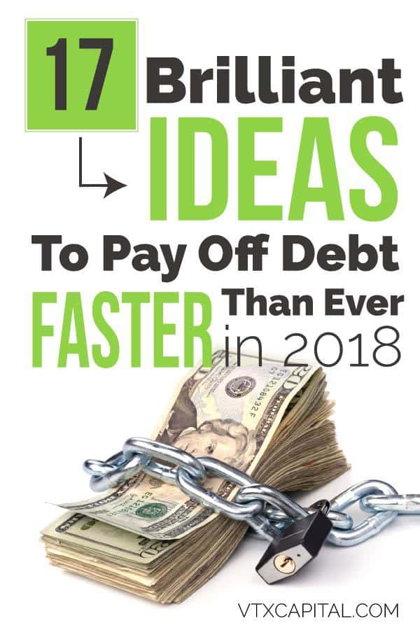 Ready to get out debt and payoff your debt fast? Try these 17 BRILLIANT get out of debt plans you can use to pay off debt quickly even on a low income.